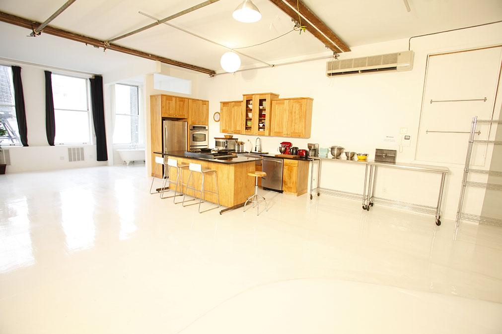 Dakota Studio Shooting Kitchen Studio Rental Nyc